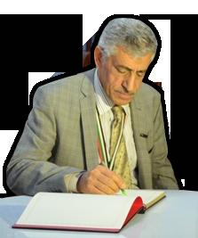 كلمة رئيس الجامعة الاستاذ الدكتور ثامر احمد حمدان